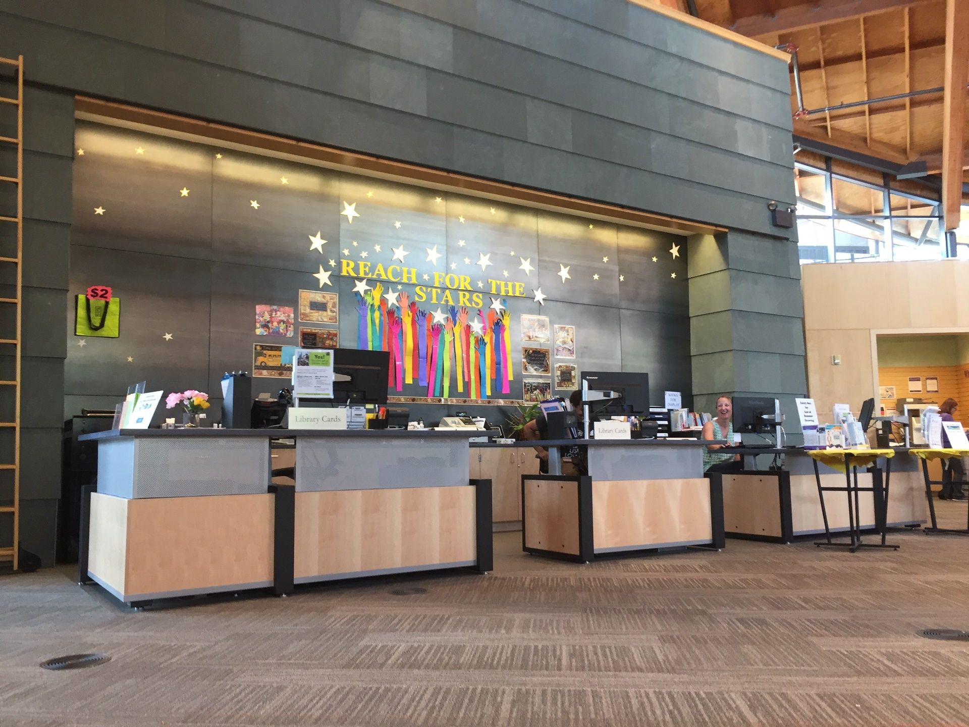 Seattle Public Library: Beacon Hill Branch Photo
