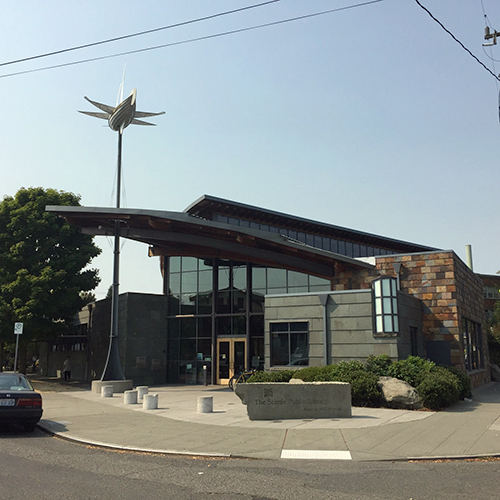 Project Thumbnail: Seattle Public Library: Beacon Hill Branch