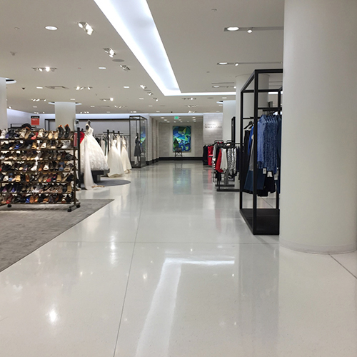 Project Thumbnail: Nordstrom Flagship Store