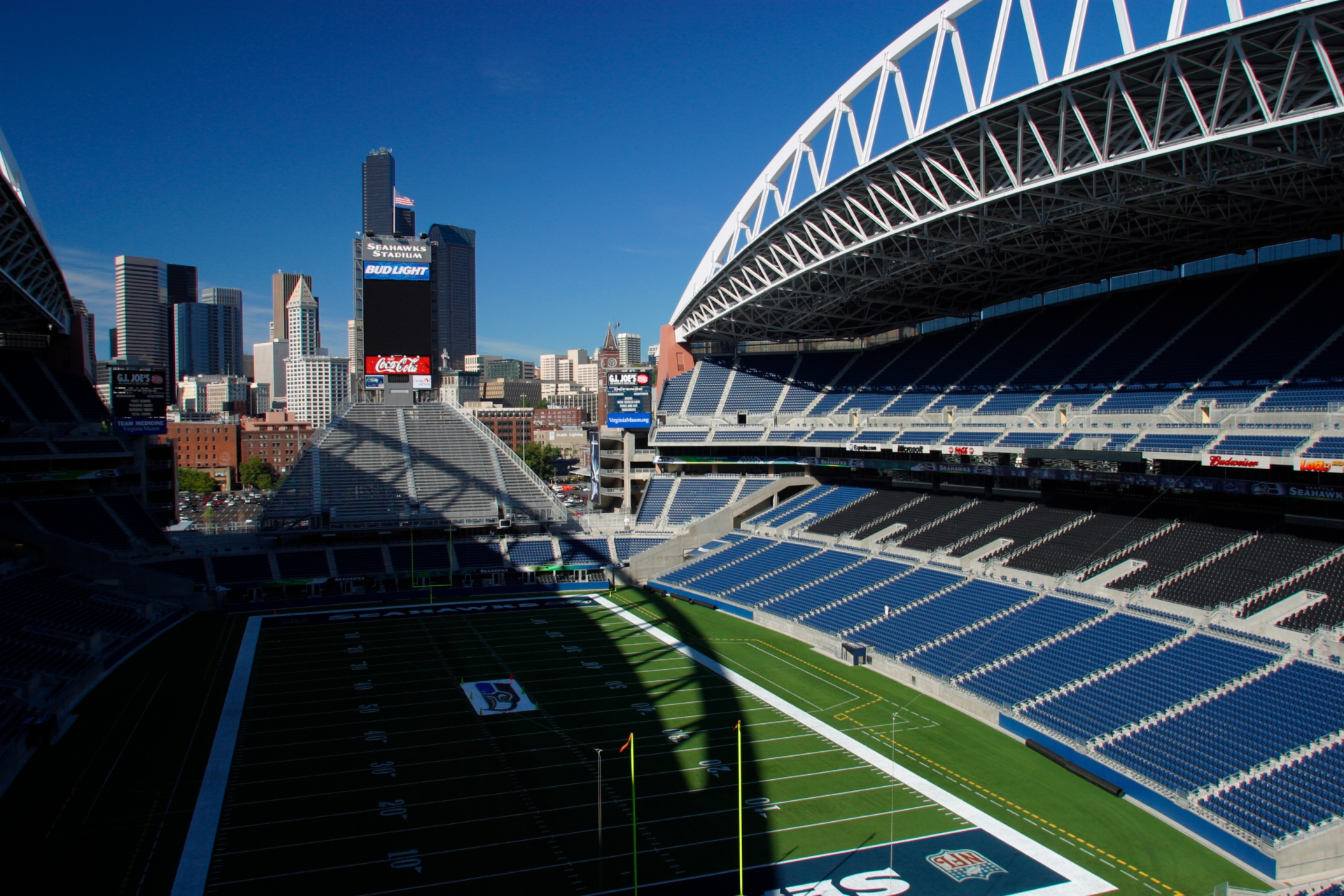Seahawks Stadium & Exhibition Center Photo