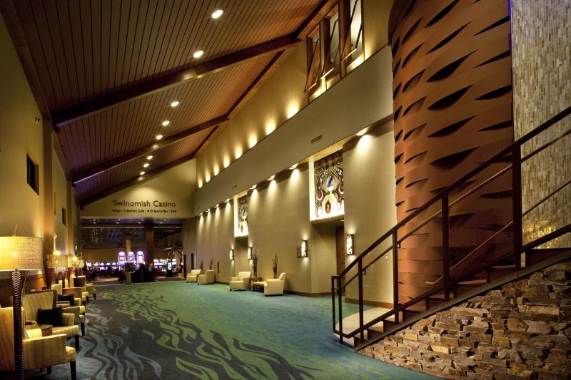 Swinomish Lodge Photo